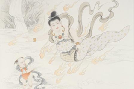 佛教故事:一老僧求佛问道竟长达400万年